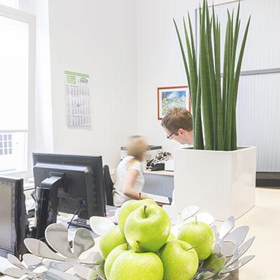 Steuerberater Mönchengladbach Empfang